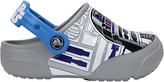 Crocs Children's Funlab Star Wars R2D2 Clogs, Blue