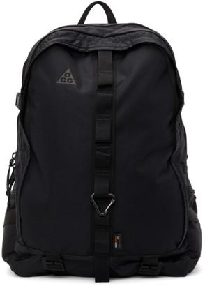 Nike Black ACG Karst Backpack