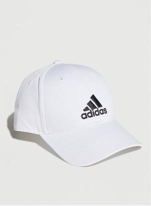 adidas Baseball Cap - White