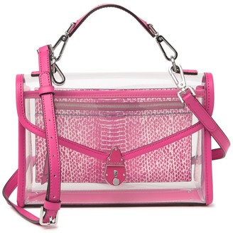 Calvin Klein See Through Crossbody Bag