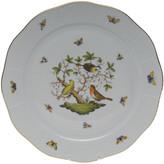Herend Rothschild Bird Round Plate