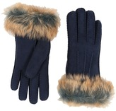 UGG Three Point Glove w/ Toscana Trim
