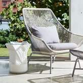 west elm Huron Large Lounge Chair + Cushion