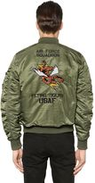 Alpha Industries Ma-1 Vf Flying Tigers Slim Bomber Jacket