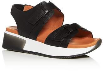 Kenneth Cole Gentle Souls by Women's Lori Sporty Wedge Platform Sandals