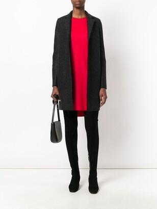 Harris Wharf London Single-Breasted Wool Coat