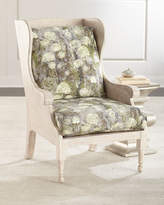 John-Richard Collection Scandinavian Wing Chair