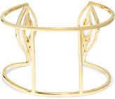 Noir Aglaow Gold-Tone Crystal Bracelet