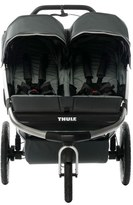 Infant Thule 'Urban Glide 2' Double Jogging Stroller With Snack Tray