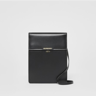 Burberry Leather Grace Crossbody Bag