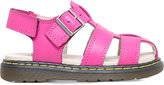 Dr Martens Sailor T Lamper Leather Sandals 6-9 Years