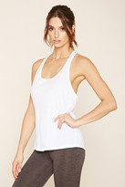 Forever 21 FOREVER 21+ Active Ladder-Back Tank