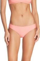 Lucky Brand Women's Sucker For Pretty Hipster Bikini Bottoms