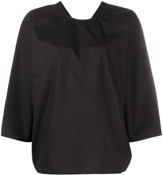 Sofie D'hoore Brooke oversized blouse