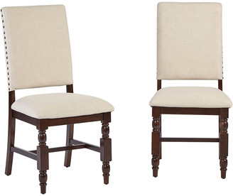 Progressive Furniture Set Of 2 Dining Chair