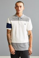 Fred Perry Blocked Panel Polo Shirt
