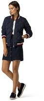 Tommy Hilfiger Stretch Quilted Bomber