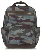 TWELVElittle Unisex Courage Backpack Diaper Bag in Camo
