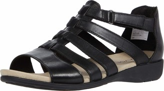 Aravon Women's Abbey Gladiator Black 085