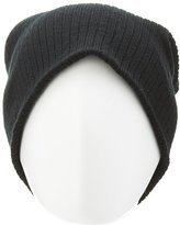 Charlotte Russe Ribbed Knit Beanie