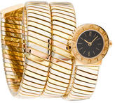 Bvlgari Tubogas Serpenti Triple Wrap Watch