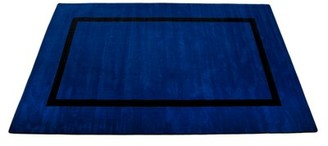 Kid Carpet Montessori Blue Rug Rug Size: Rectangle 6' x 8'6""