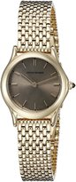 Emporio Armani Swiss Made Women's ARS7205 Analog Display Swiss Quartz Gold-Tone Watch