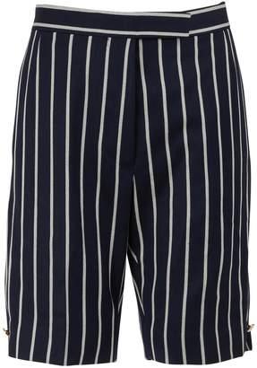 Thom Browne Striped wool shorts