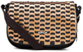 Kipling Women's Earthbeat Small Cross Body Bag - Woven Tobacco