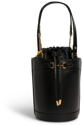 Gucci Small Leather 1955 Horsebit Bucket Bag