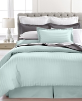 Charter Club CLOSEOUT! Damask Reversible Full/Queen Comforter, 500 Thread Count 100% Pima Cotton