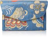 Hayward Venetian Silk Brocade Bobby Clutch