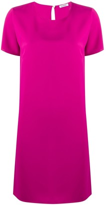 P.A.R.O.S.H. plain shift dress