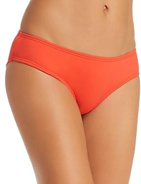 Vince Camuto Shirred Bikini Bottom