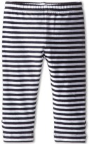 Armani Junior Stripe Keyhold Legging (Toddler/Little Kids)