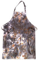 Samantha Verrone Textiles Hand-Dyed Cotton Canvas Bib Apron