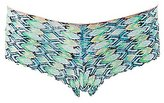Charlotte Russe Printed Lace Cheeky Panties