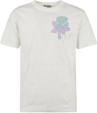 Christian Dior Flower T-shirt