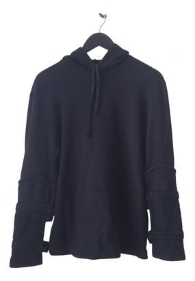 Comme des Garcons Black Cotton Knitwear & Sweatshirts