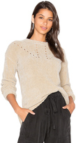 Cacharel Scarlett Chenille Sweater