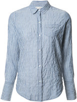 Nili Lotan casual striped shirt - women - Cotton - M