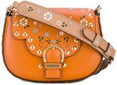 Marc Jacobs studded 'Navigator' saddle bag - women - Leather - One Size