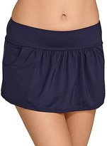 Anne Cole Women's Pocket Swim Skirt Bikini Bottom