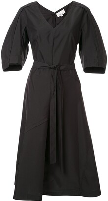 3.1 Phillip Lim Puff-Sleeve Dress
