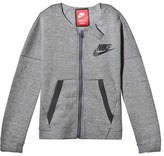 Nike Grey Sportswear Tech Fleece Jacket