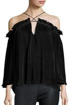 Alice McCall What Do You Mean Elasticized Top