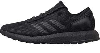 adidas Mens PureBOOST Natural Running Shoes Core Black/DGH Solid Grey/DGH Solid Grey