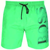 BOSS HUGO BOSS Octopus Swim Shorts Green