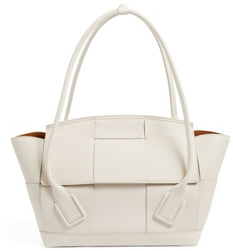 Bottega Veneta Small Leather Arco Top-Handle Bag