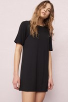 Garage Boyfriend Crewneck T-Shirt Dress
